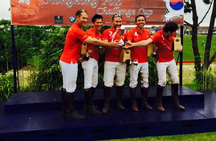 Hong Kong Challenge Cup 2015 @Korea Polo Country Club - SPIRIT OF